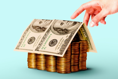 Investing in real estate: money house