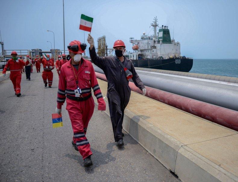 iran, tanker, venezuelan, gasoline