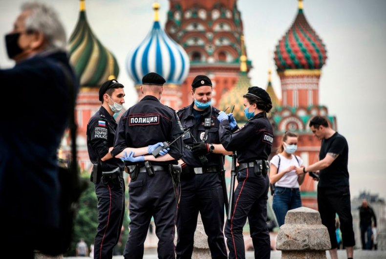 Russia during Coronavirus