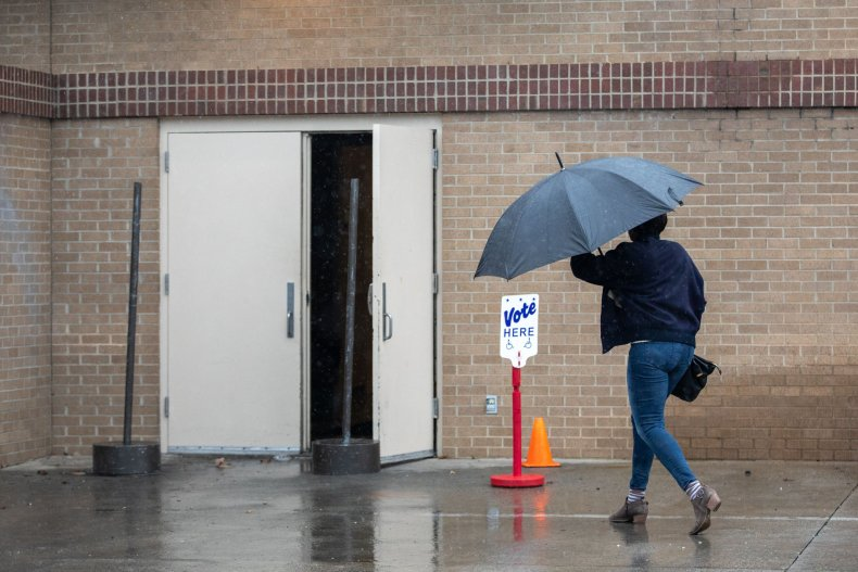 North Carolina Primary Election