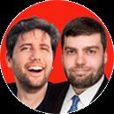 Ady Barkan and Sam Berger