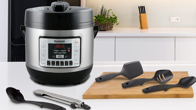 Newsweek Amplify - NuWave Nutripot Pressure Cooker