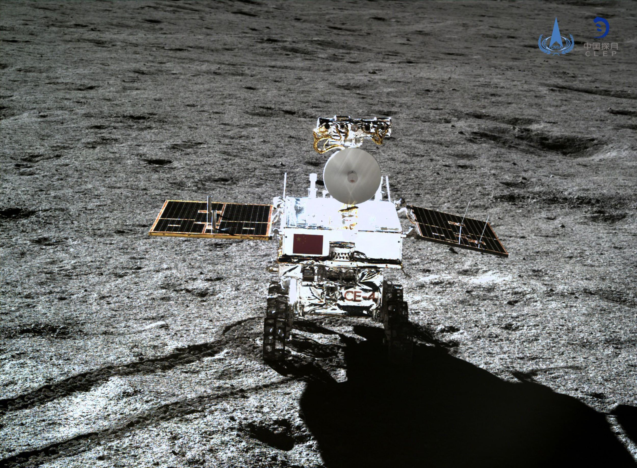 Weird green gel-like substance China found on moon identified by scientists
