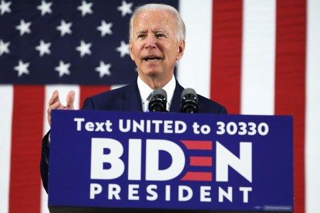 Joe Biden 2020 election Trump Wall Street