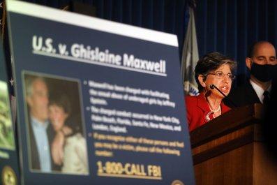 Federal charges announced against Ghislaine Maxwell