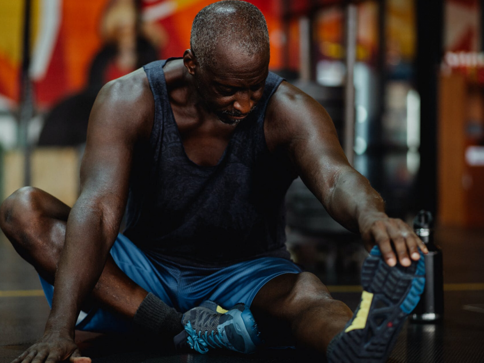 3 Seated Leg Exercise For Seniors With No Machines