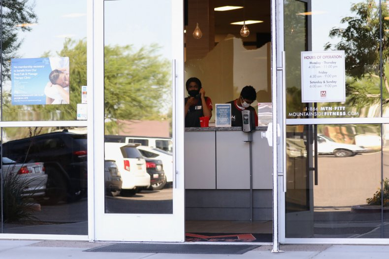 Arizona Businesses Close Again