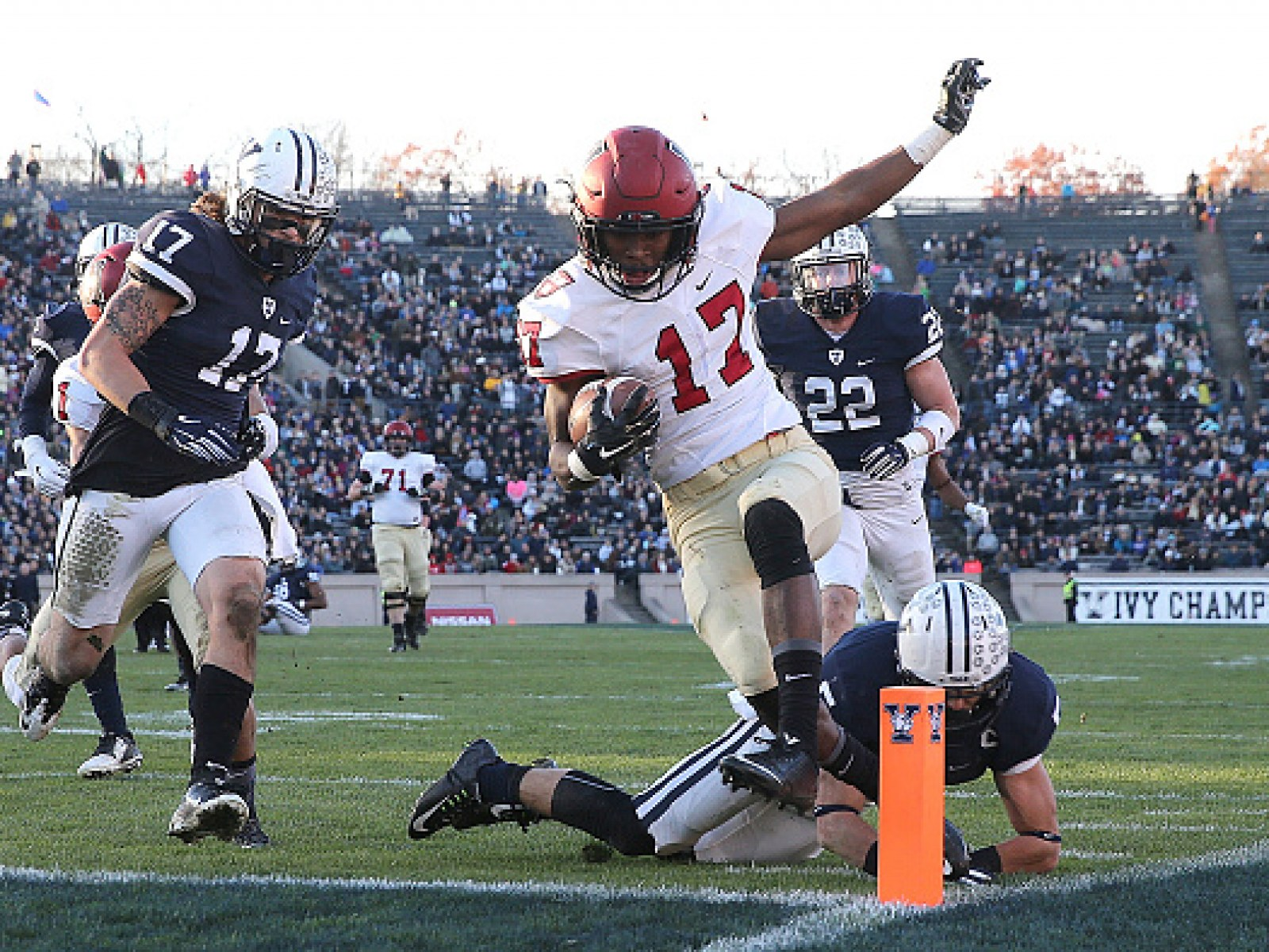 Ivy League Cancels Fall Sports In 2020