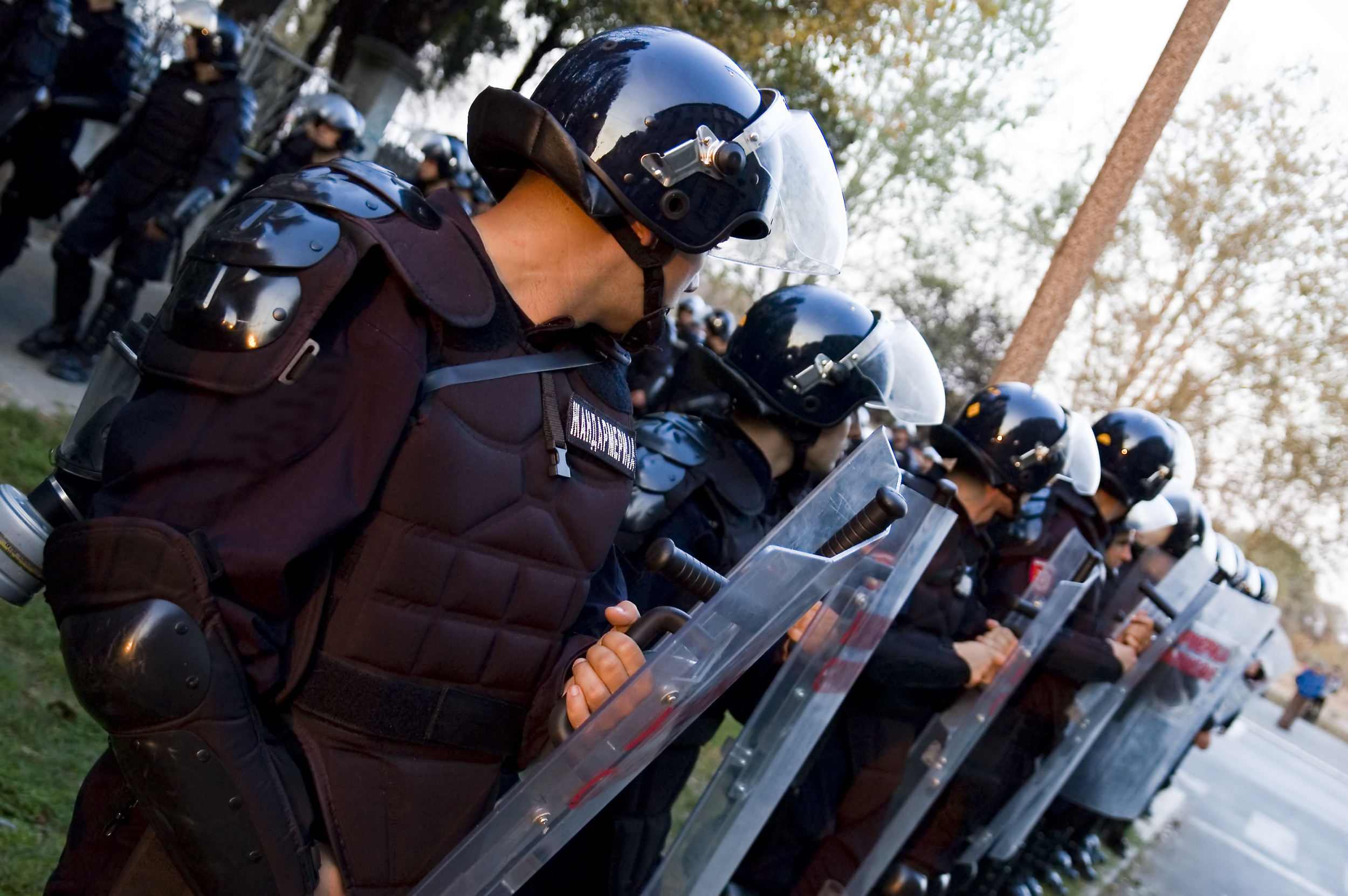 "BLM Cleveland calls the county's restocking of riot gear ""irresponsible"""