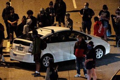 Seattle vehicular homicide protest murder
