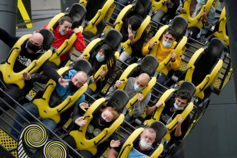 Alton Towers Reopens Its Doors