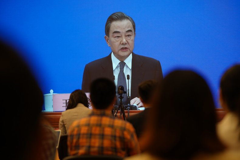 Wang Yi, US, CHina, conflict, confrontation, competition