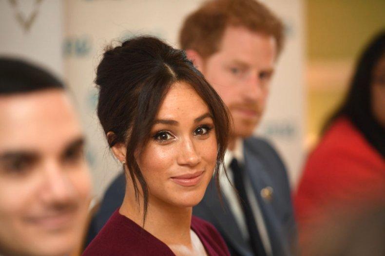 Meghan Markle, Prince Harry, Queen's Commonwealth Trust