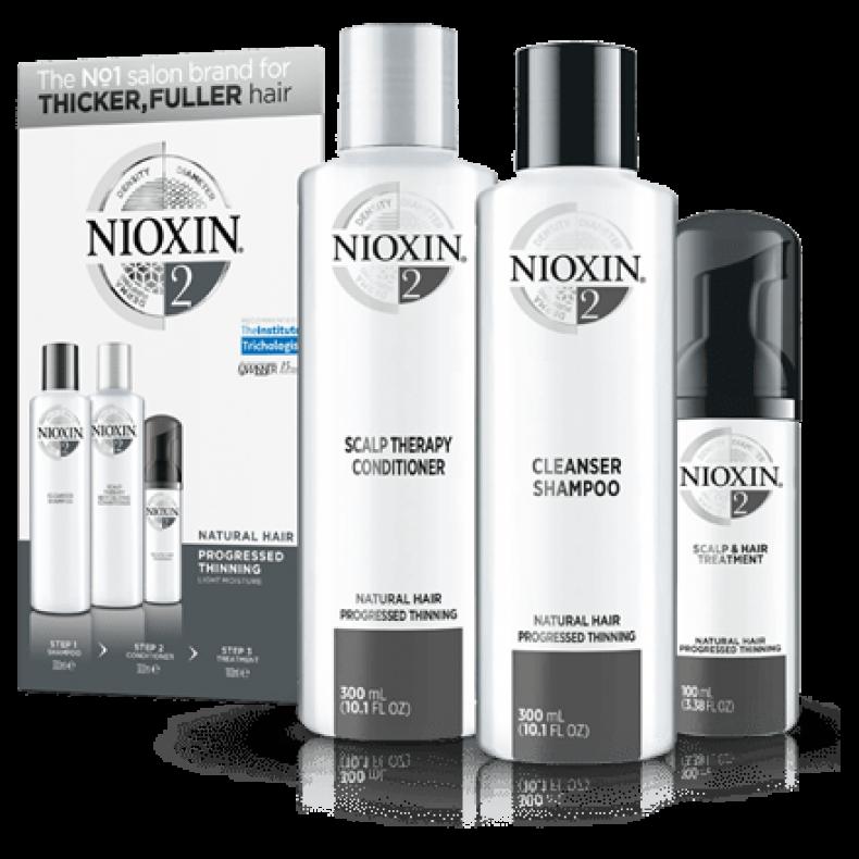 Nioxin Shampoo Hair Loss System 2