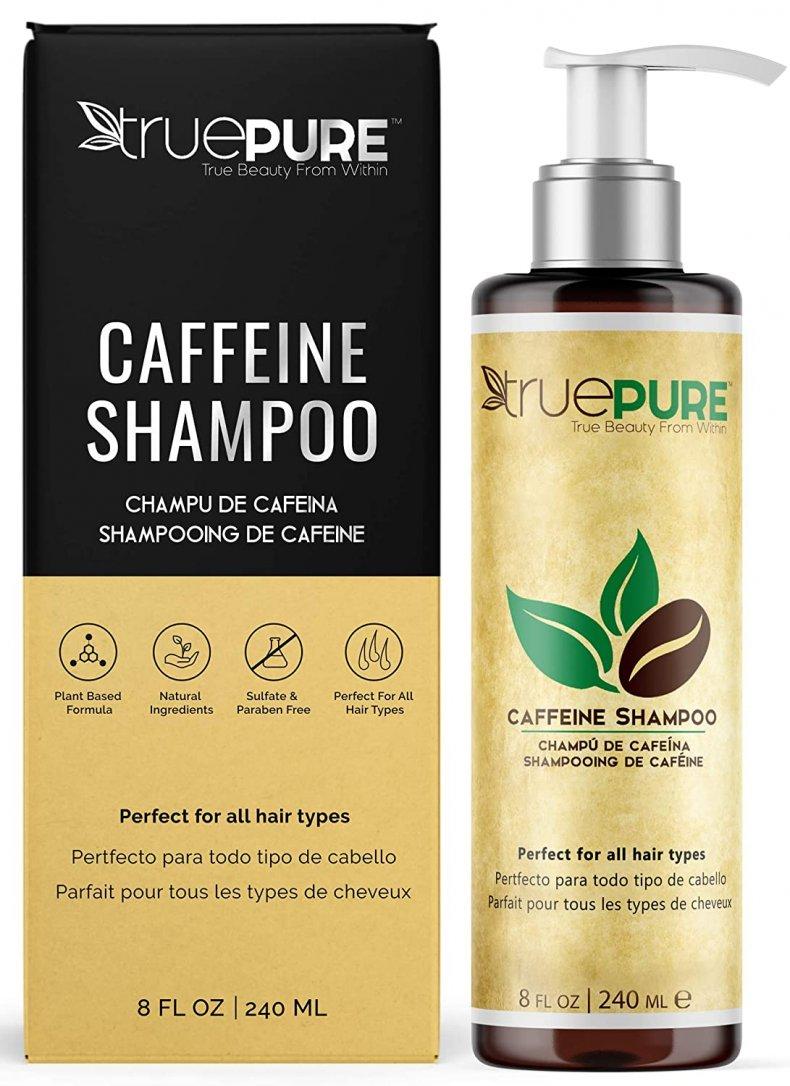 TruePure Caffeine Shampoo
