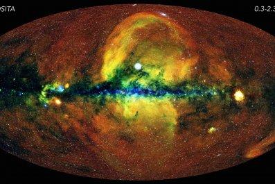 universe, eROSITA X-ray telescope