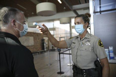California Women's Detention
