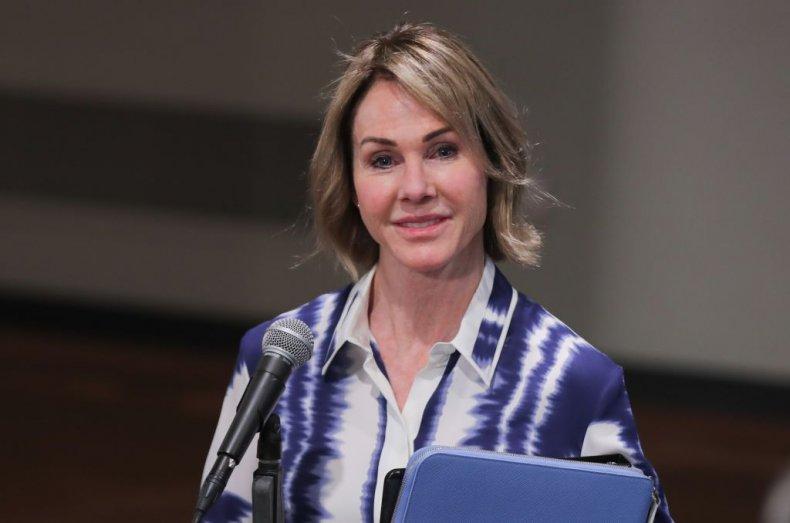 Kelly Craft United States Ambassador United Nations