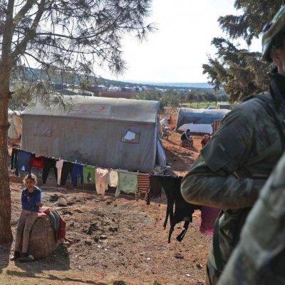 Syria Turkey Bab al-Hawa