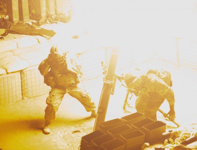 us, military, mortar, syria, isis