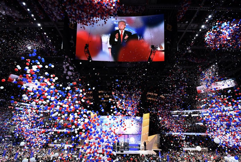 Republicans wary of attending RNC amid pandemic
