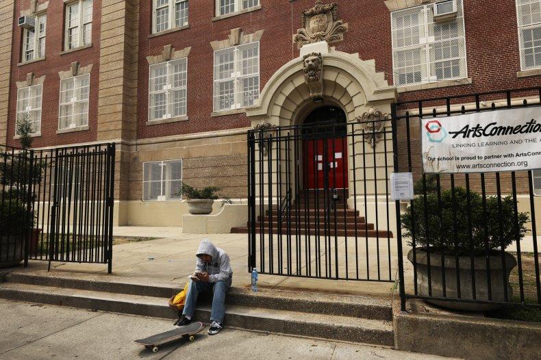 Schools Closed Amid COVID-19 Pandemic