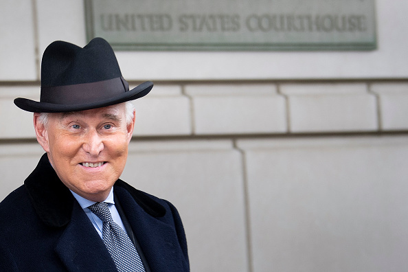 Trump pardons Roger Stone, his friend and former adviser