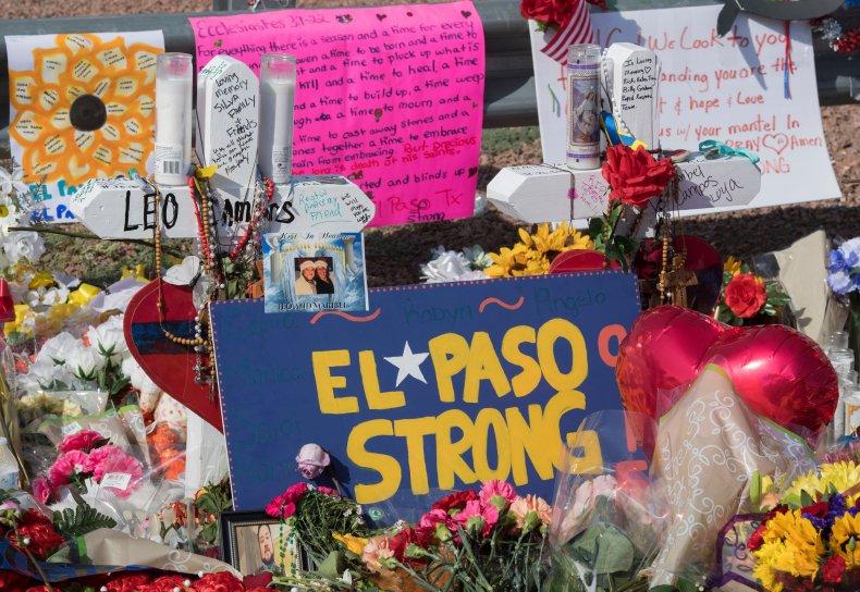 El Paso shooting memorial