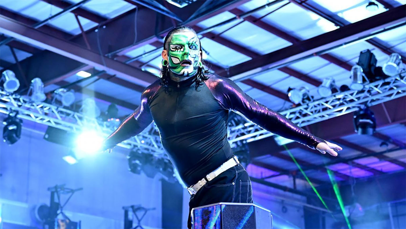 WWE 'Friday Night SmackDown' Results: Jeff Hardy & Sheamus feud continues