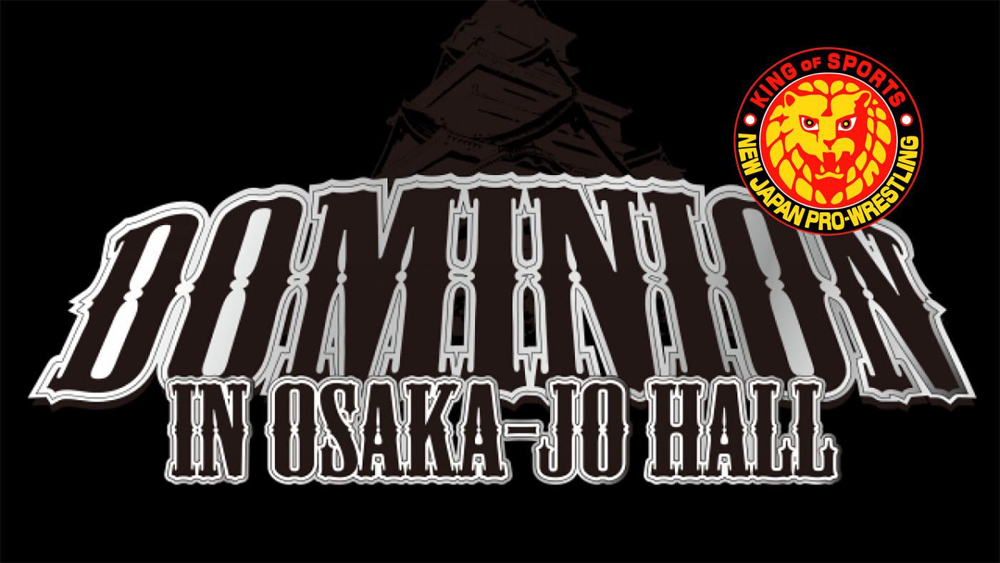 NJPW Dominion Results - July 11, 2020