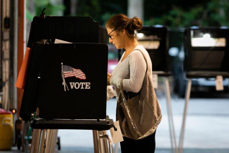 women voters support joe biden