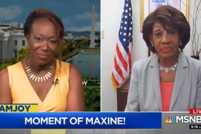 maxine waters joy reid stone