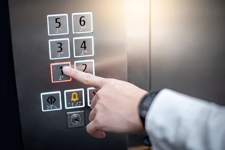 China superspreader gave COVID-19 to 71 people in a single elevator trip