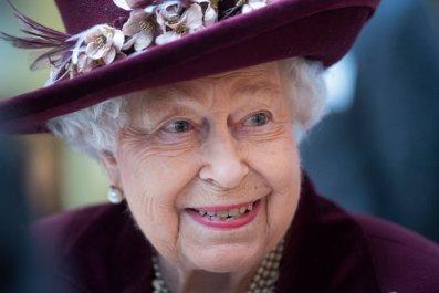 Queen Elizabeth II at MI5