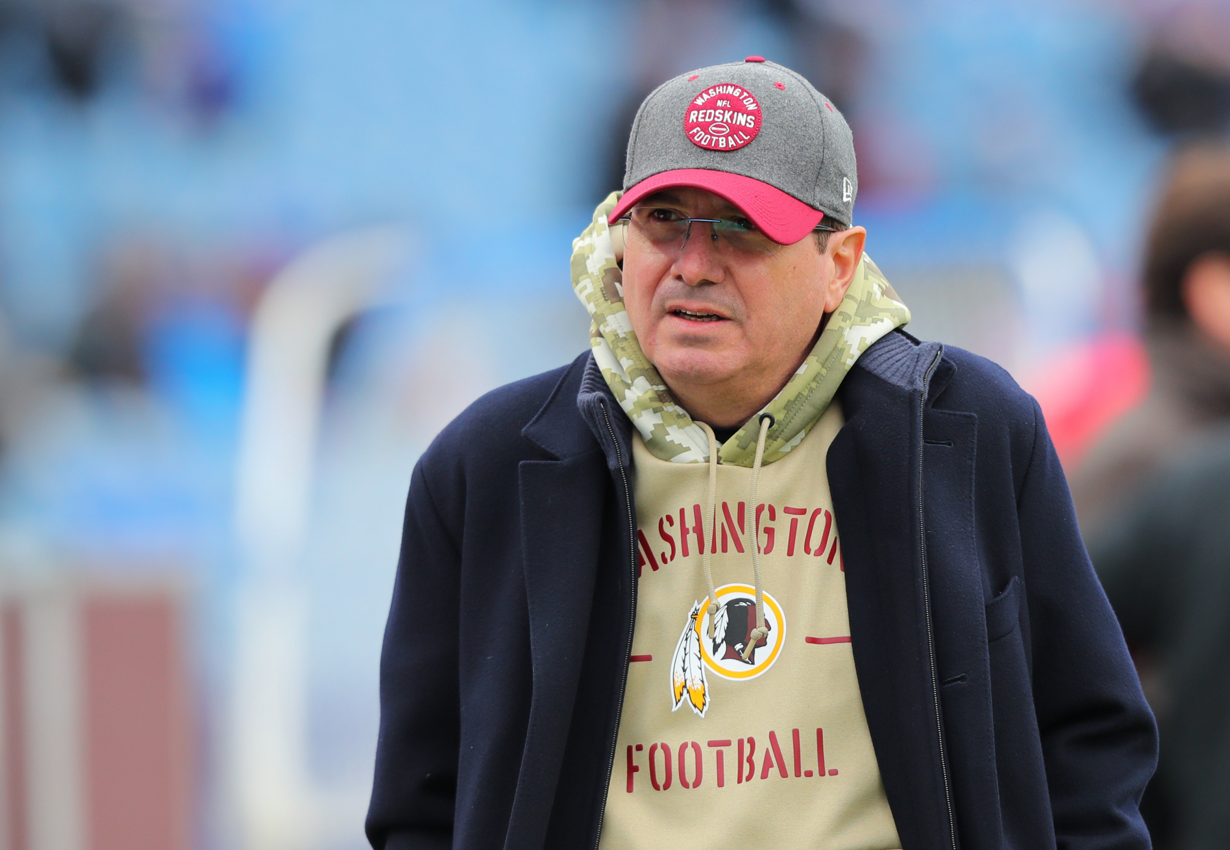 """From """"NEVER"""" to name change, how Dan Snyder lost Redskins battle"""