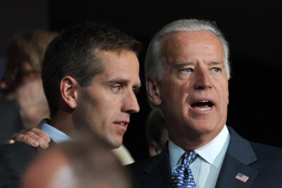 Joe Biden Beau Biden redskins Republican