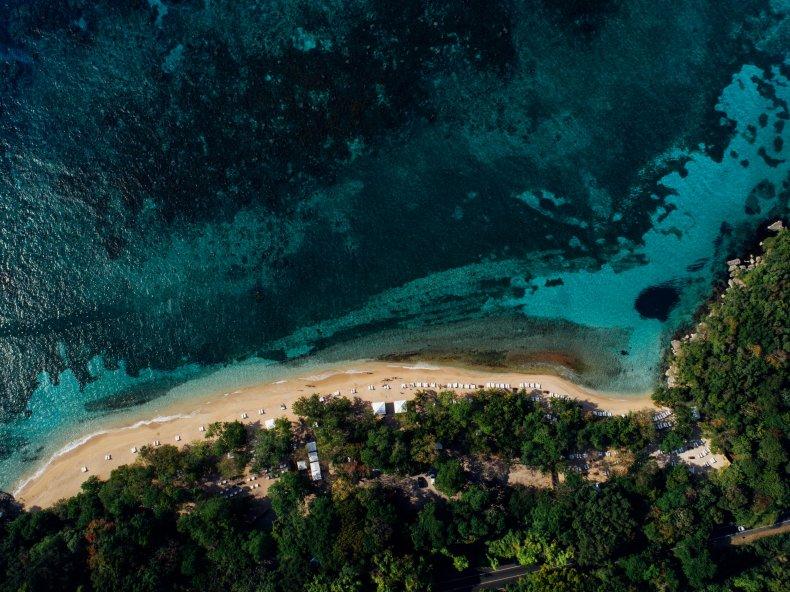 Negril's Seven Mile Beach