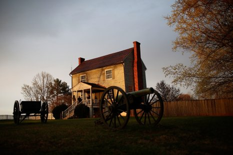 Appomattox Court House National Historic Park, Virginia