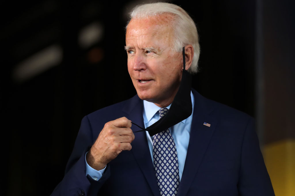 Biden pledges to make climate change action irreversible by later presidents