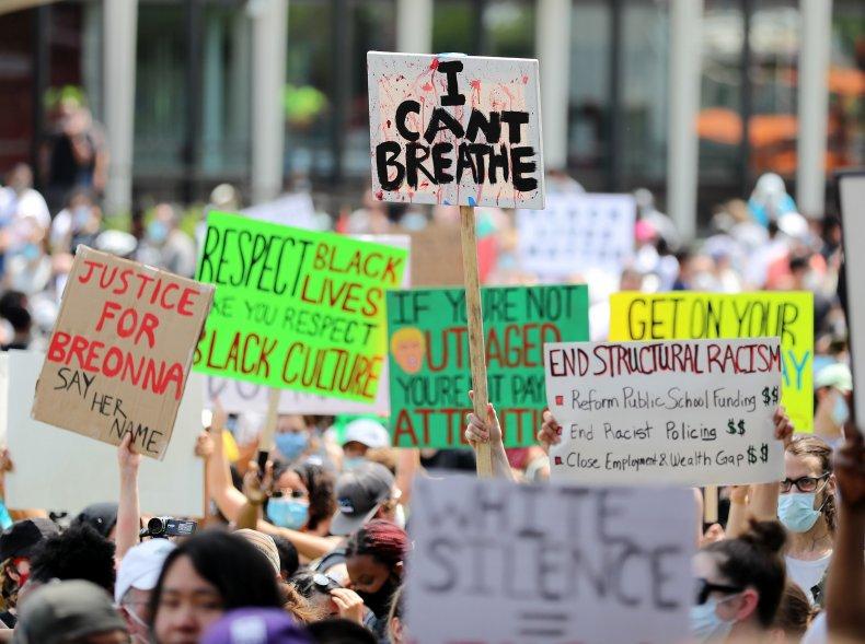 NJ Protest
