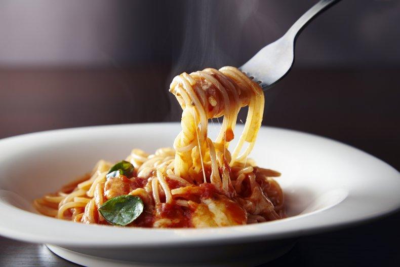 pasta, spaghetti, stock, getty