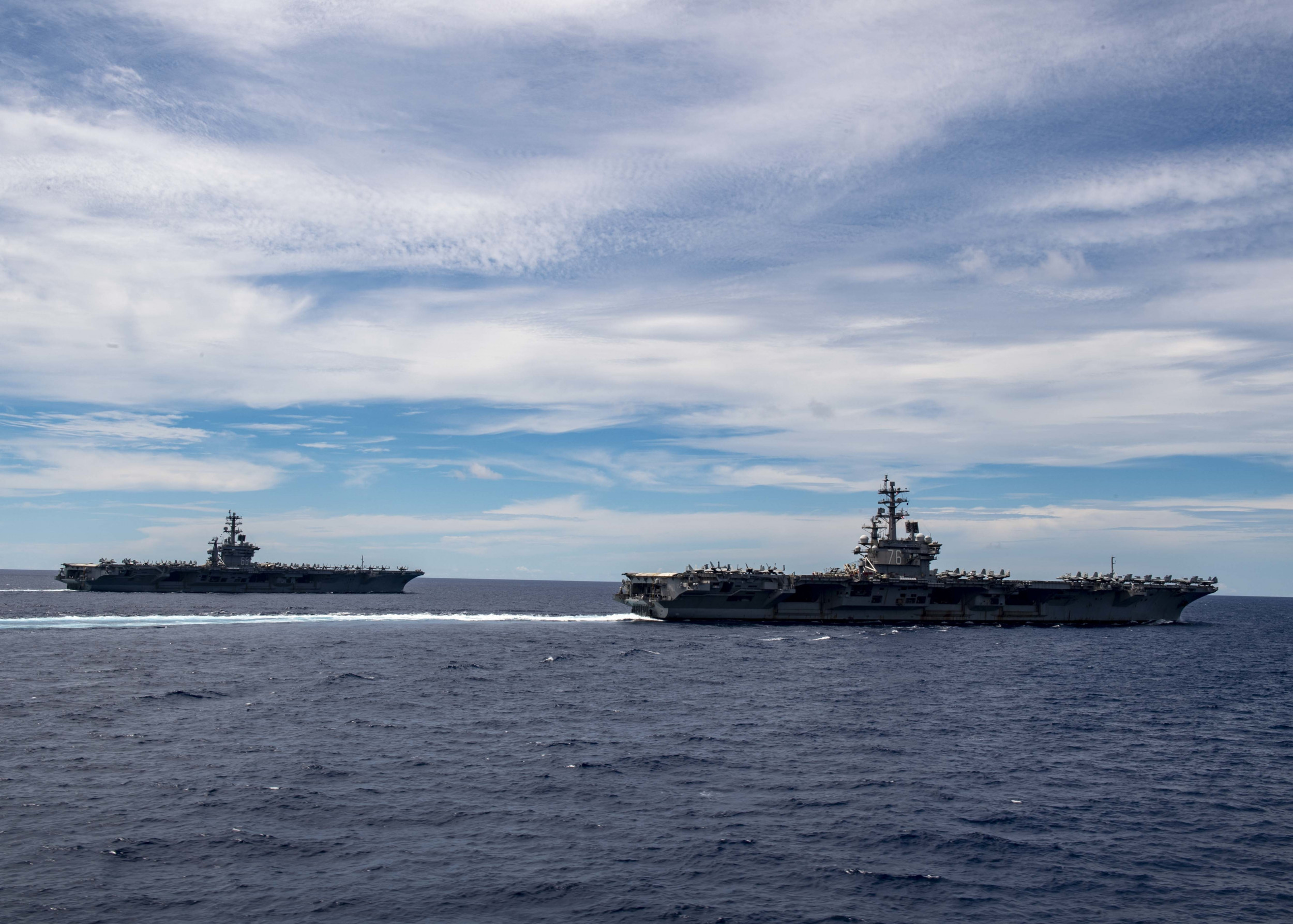 China blames U.S. for revolutions, illegal wars amid South China Sea spat