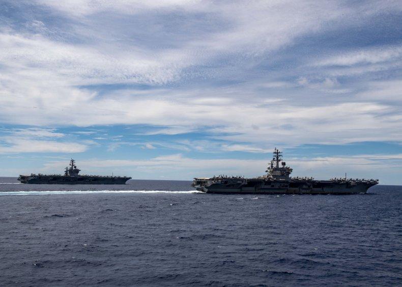 China, US, Navy, South China Sea