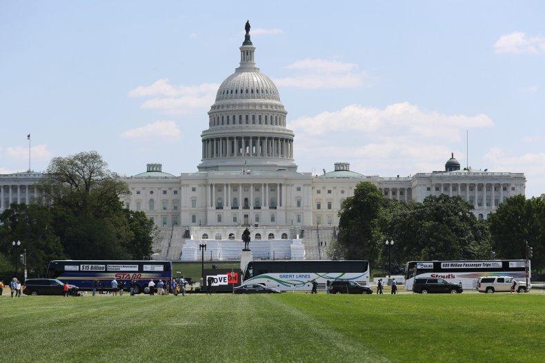 U.S. Capitol in Washington, D.C.