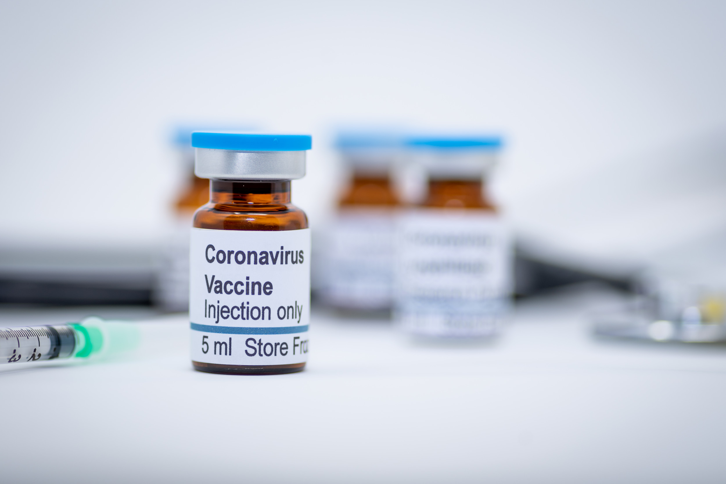 New COVID vaccine produces antibodies in all patients during first trials