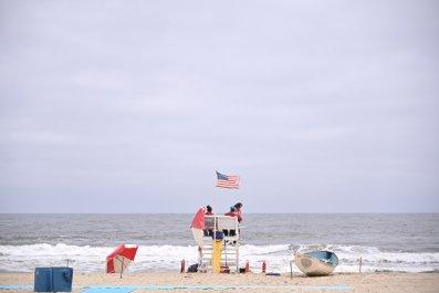 New Jersey Beach Lifeguards