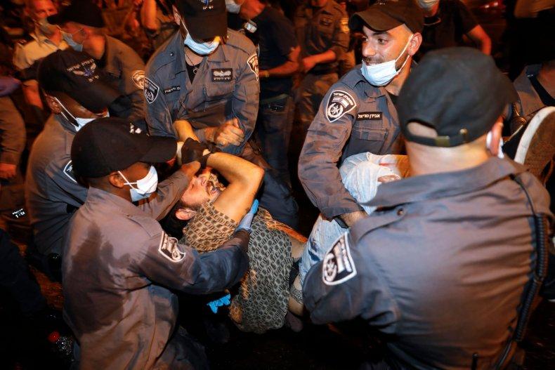 Israel, Benjamin Netanyahu, coronavirus, corruption, protests, Jerusalem