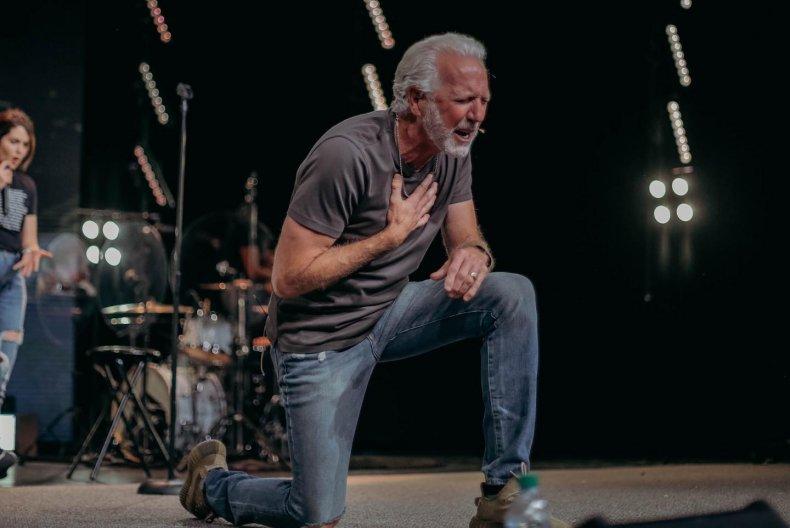 Pastor Greg Fairrington