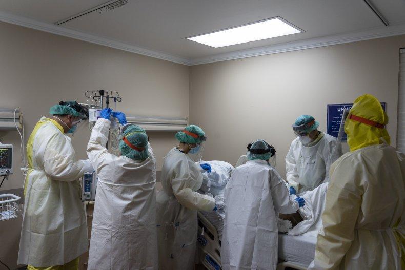 Houston Hospital ICU