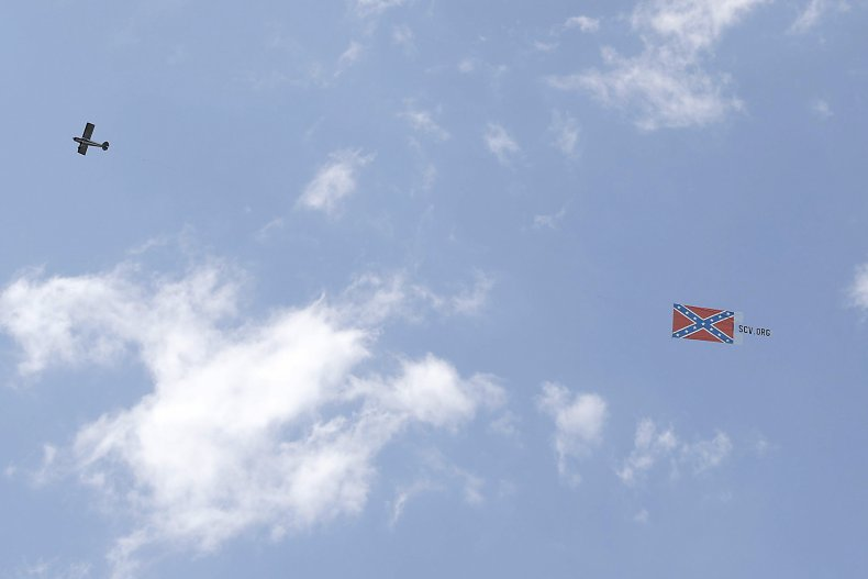 NASCAR, Confederate flag